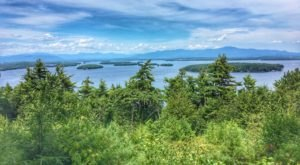 This Family-Friendly New Hampshire Hike Has Stunning Lake Views