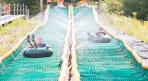Summer Mountain Tubing Is Epic And You Can Try It Right Here In New Hampshire