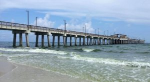 You'll Love A Trip To Alabama's Longest Pier That Stretches Infinitely Into The Sea