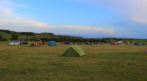 Spend The Night Under The Stars At This Amazing Campground In South Dakota