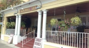 The Historic Florida Restaurant That Only Gets Better With Age