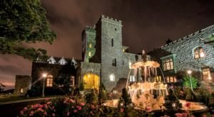 This Castle Restaurant In New York Is A Fantasy Come To Life