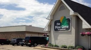 The Most Delicious Bakery Is Hiding In Pine Cone Travel Plaza, An Unsuspecting Wisconsin Gas Station