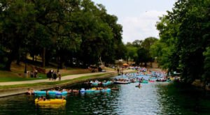 9 Natural Rivers In Texas You Have To Check Out This Summer For A Tubing Adventure