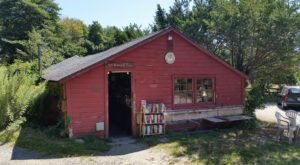 This Charming Book Barn Hiding In Connecticut Is Like Something From A Storybook