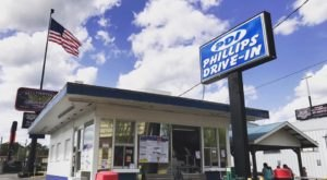 This Tiny Drive In May Just Be The Best Kept Secret In Mississippi