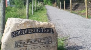 Follow This Abandoned Railroad Trail For One Of The Most Unique Hikes In Near Pittsburgh