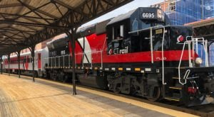 This Incredible New Train Just Made Exploring Connecticut Much Easier