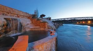 Not Many People Know Of The Legend Surrounding These Popular Colorado Hot Springs