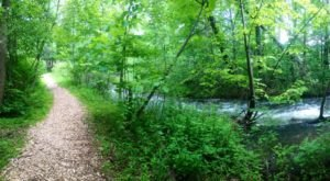 The Magical River Walk In Vermont That Will Transport You To Another World