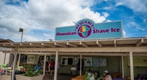You'll Find The Most Refreshing Shave Ice In Hawaii At This Unassuming Little Shop