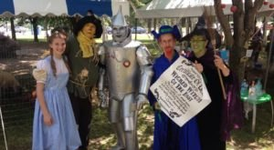 The Magical Wizard Of Oz Themed Festival In Minnesota You Don't Want To Miss