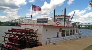 The One Of A Kind Ferry Boat Adventure You Can Take In West Virginia