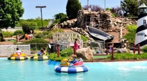 The Old-Fashioned Rhode Island Theme Park That Brings Out The Kid In Everyone