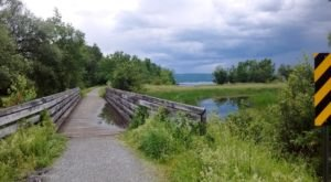 Follow This Abandoned Railroad Trail For One Of The Most Unique Hikes In Vermont