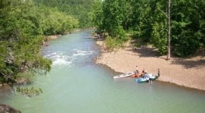 Here Are 8 Rivers To Explore In Arkansas After You've Paddled The Buffalo