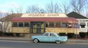 This Famous Rhode Island Diner Is The Triple Threat Of Restaurants