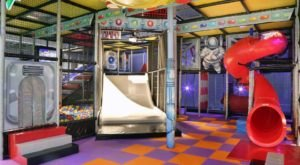 This Space-Themed Indoor Playground In Austin Is Perfect For Summertime Fun