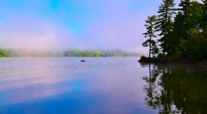This Hidden Lake In Massachusetts Has Some Of The Bluest Water In The State