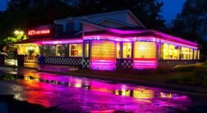 The Best French Fries In Vermont Might Just Be Hiding At This Retro Diner