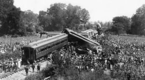 100 Years Ago, The Nation's Deadliest Train Wreck Happened In Nashville And It's Impossible To Forget