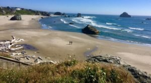 This Road Trip Will Give You The Best Oregon Beach Day You've Ever Had