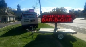 The Tiny Town Near Buffalo That Has The Best Chicken BBQ Around