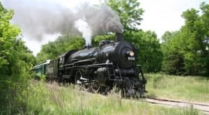 Ride The Rails Through The Kansas Countryside On The Historic Abilene & Smoky Valley Railroad