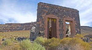 This Isolated Ghost Town In Nevada Was Destined To Fail But The Remnants Are Beautiful