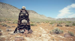 The Obscure Drive In The Middle Of Nowhere In Nevada You'll Want To Take