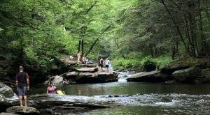It May Soon Be Harder Than Ever To Visit This Stunning Swimming Hole In New York