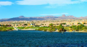 You Could Spend All Day Exploring The Sights Along This Riverside Walkway In Nevada