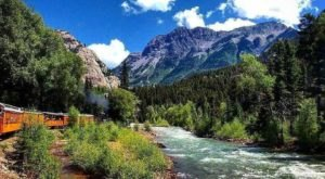 One Of The Most Scenic Train Rides In The World Is Found Right Here In Colorado