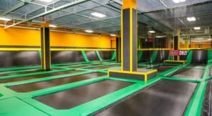 The Most Epic Indoor Playground In Cincinnati Will Bring Out The Kid In Everyone