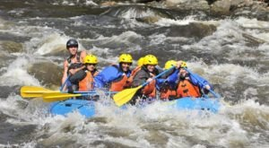 This White Water Adventure In Vermont Is An Outdoor Lover's Dream