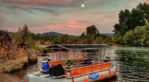 This Sunset River Adventure In Oregon Is Nothing Short Of Pure Magic