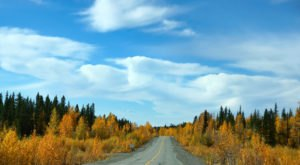 Take This Remote Road In Alaska For An Unforgettable Roadtrip