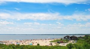 Sink Your Toes In The Sand At The Longest Beach In Connecticut