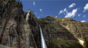 Colorado's Niagara Falls Is Too Beautiful For Words