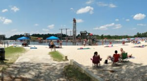 Don't Let Summer Slip Away Without Visiting This Awesome Water Playground In North Carolina