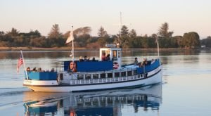 Every Northern Californian Should Take A Ride On The Oldest Ferry Boat In The Country