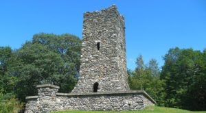 You'll Want To Climb To The Top Of This Fairytale Tower In Vermont