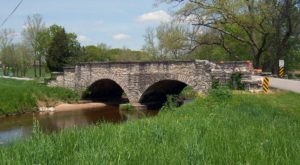 Take A Drive Down One Of Indiana's Oldest Roads For A Picture Perfect Day
