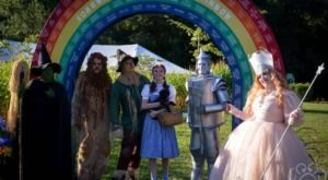 The Magical Wizard Of Oz Themed Festival In Illinois You Don't Want To Miss
