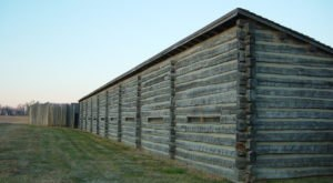 Everyone In Nebraska Should See What's Inside The Walls Of This Abandoned Fort