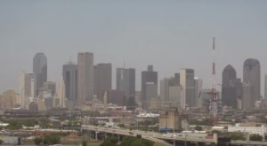 Hazy Skies In Texas Are The Result Of A Natural Phenomenon – 5000 Miles Away