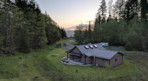 This Log Cabin Campground In Oregon May Just Be Your New Favorite Destination