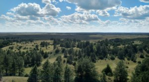 The Incredible Fire Tower Hike That Will Give You Unparalleled Views Of Nebraska