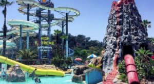 This Outdoor Water Playground In Southern California Will Be Your New Favorite Destination