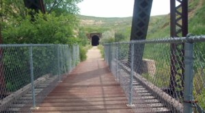 The Tunnel Trail In North Dakota That Will Take You On An Unforgettable Adventure
